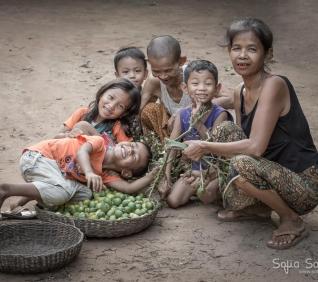 Siem Reap, Cambodja