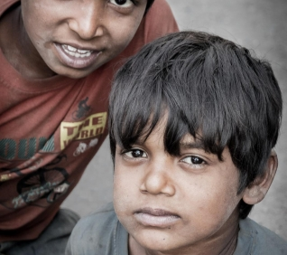 boys, Udaipur, India