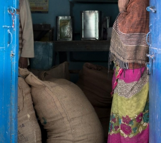 Woman, Delwara, India.