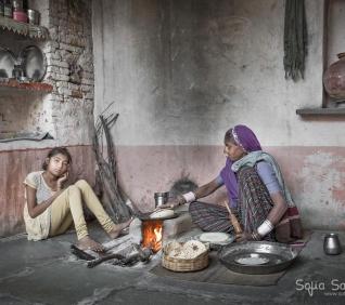 Breakfast,Narlai, India