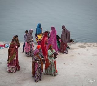 India, Pushkar lake