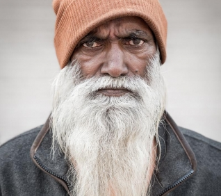 Men, Pushkar, India.