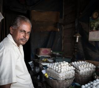 Man, Cochin, India