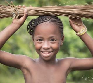 Girl São Tomé