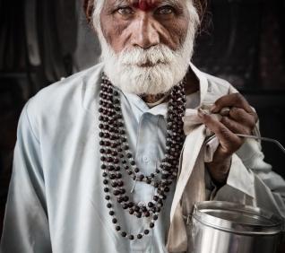 Man, Udaipur, India.