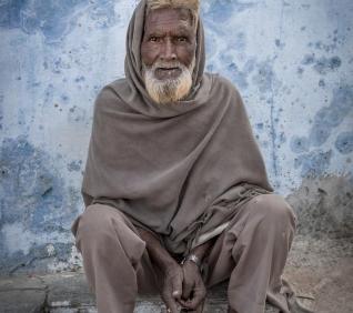 Man, Delwara, India.