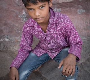 Boy, Jodhpur market.